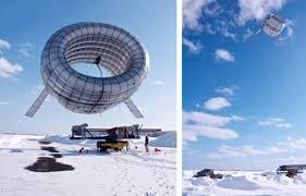Необычные современные конструкции ветрогенераторов