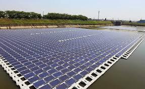 Солнечная электростанция на воде строится у Лондона